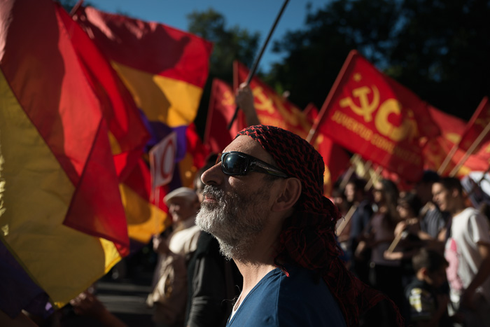 Photojournalist in Spain | David Asensio | Referendum: Derecho a Decidir Spain claims the Third Republic